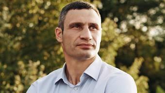 «Schlag»: So heisst die Partei von Boxweltmeister Vitali Klitschko.key