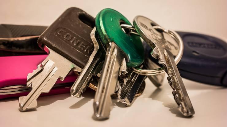 Platz 7: Ob Haus- oder Autoschlüssel, die Nerven liegen blank, wenn ein Schlüssel fehlt. Und ist's ein ganzer Bund, wird's noch teurer.