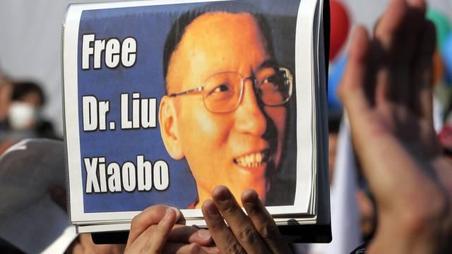 Die Verleihung des Friedensnobelpreises findet ohne den Preisträger Liu Xiaobo statt (Archiv)