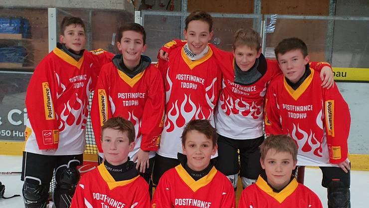 Den Halbfinalplatz hatten sich die acht Jungs, die unter dem Namen «Urdorfer All Stars» spielen am 8.Dezember gesichert.