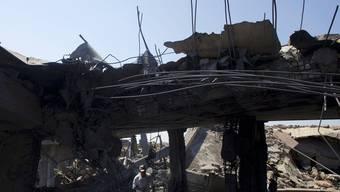 Die Kämpfe in Libyen fordern immer mehr Tote (Archiv)