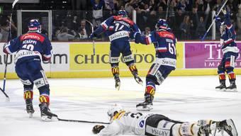 ZSC - Lugano: Spiel 4 (18.04.18)
