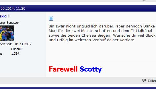 Forums-Beitrag