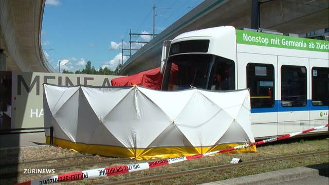 Schon wieder tödlicher Glattalbahn-Unfall