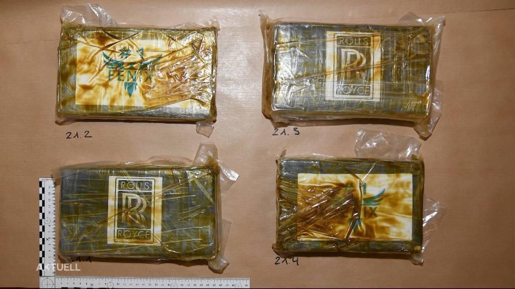 Vier Kilogramm Kokain: Drogenfund in Hunzenschwil sorgt für Aufregung
