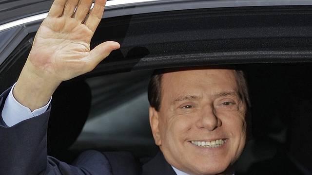 Silvio Berlusconis Partys inspirierten einen Hersteller von Gesellschaftsspielen (Archiv)