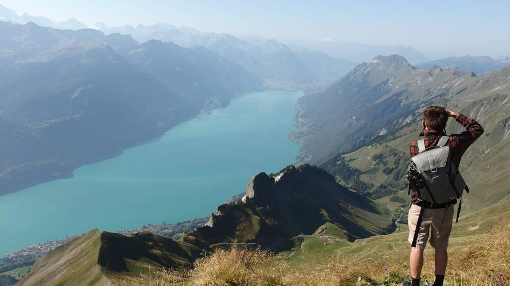 Panorama mit 690 Gipfeln: Genuss-Momente auf dem Brienzer Rothorn
