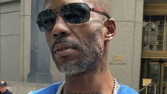 DMX stand schon öfters im Visier der Justiz. Nun muss der Rapper hinter Gitter - wegen Steuerhinterziehung. (Archiv)