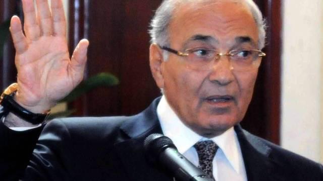 Verabschiedet sich nach einem Monat im Amt: Ägyptens Ministerpräsident Schafik (Archiv)