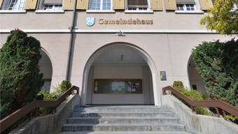 Im Gemeindehaus an der Goldgasse herrscht nach dem Abschluss der Rechnung 2017 Zuversicht. Bruno Kissling