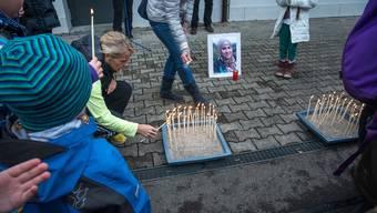 Gemeinde trauert um ermordete Afghanin