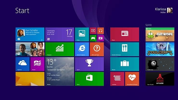 Vernetzt: Windows 8.1 vielleicht bald kostenlos
