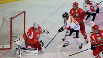 Schweizer Nati verliert gegen Weissrussland Final von Arosa