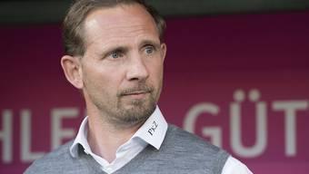 Mauro Lustrinelli hat nach Anfangsschwierigkeiten als Trainer von Thun den Tritt gefunden