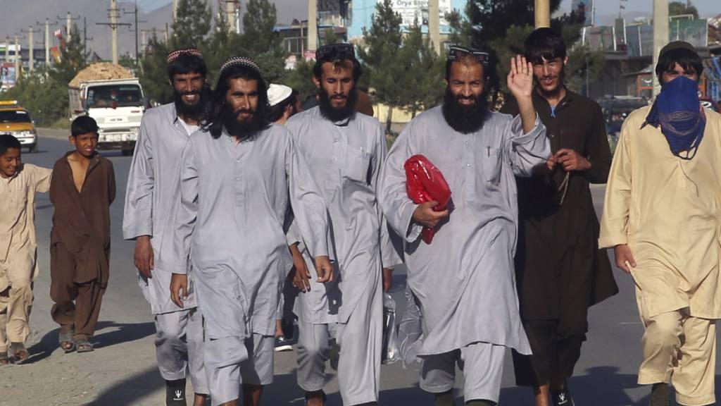 Kabul und Taliban machen Fortschritte beim Gefangenenaustausch