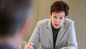 Staatsrechtler kritisieren Bildungsdirektorin Monica Gschwind. (Archiv)