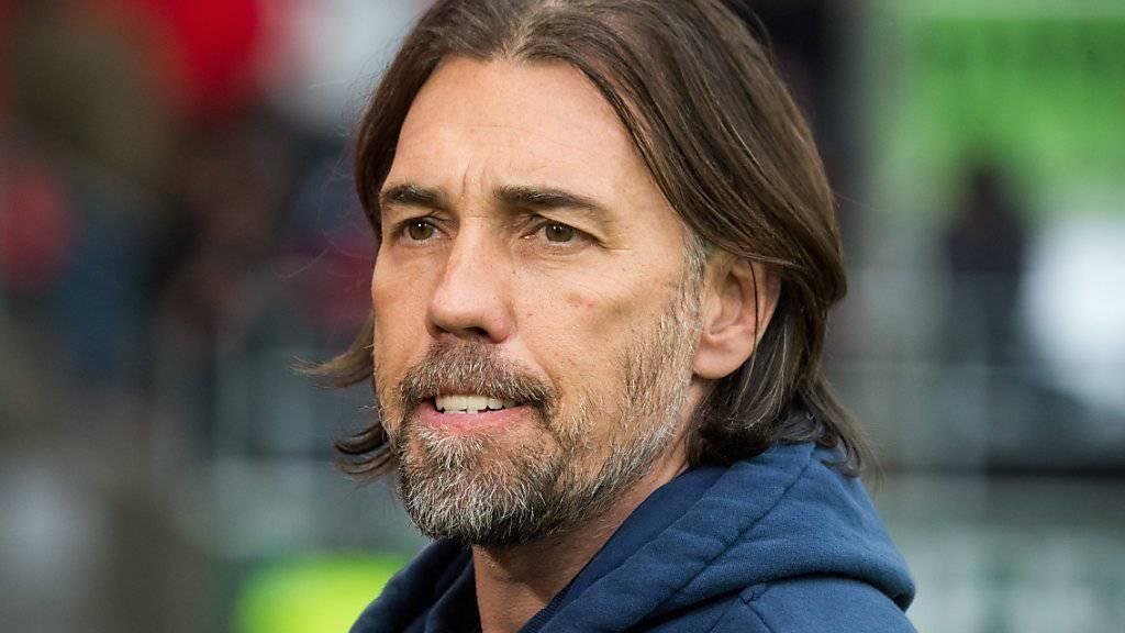 Mainz-Trainer Martin Schmidt sprach sich für eine Aufstockung der Fussball-WM auf 48 Teams aus
