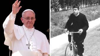 Radelt Papst Franziskus bald wie einst Filmpfarrer Don Camillo?