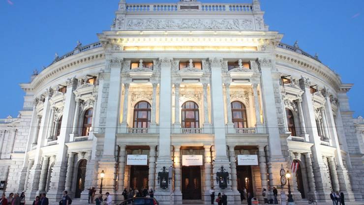 Das Burgtheater in Wien ist haushoher Gewinner in der diesjährigen Kritikerumfrage (Archiv).