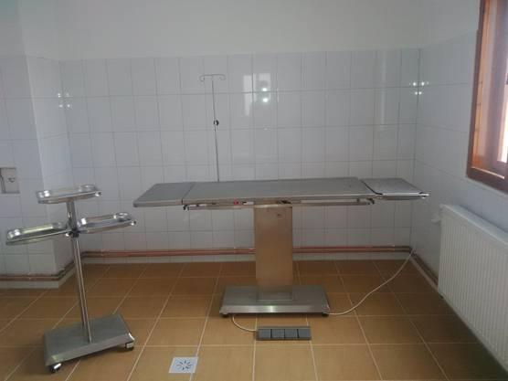 Auch die Ausstattung zur Durchführung von Kastrationen wurden von Starromania finanziert.
