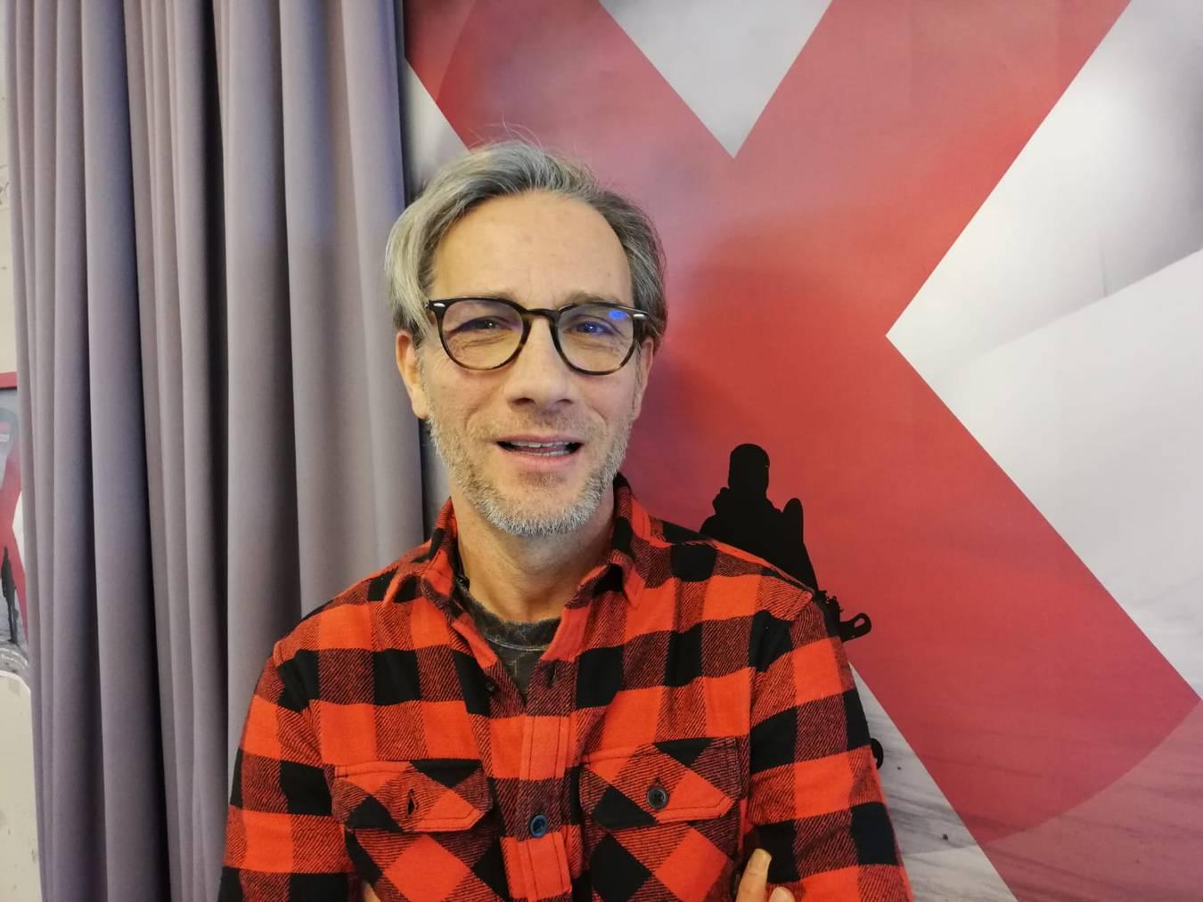 Donald Nader ist der Event Director des Laax Open. (Bild: FM1Today/NinaMüller)
