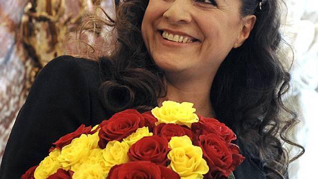 Opernstar Cecilia Bartoli