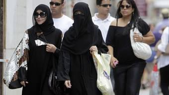 Der Verband Aargauer Muslime bedauert die geplante Initiative für ein Burkaverbot. (Symbolbild)