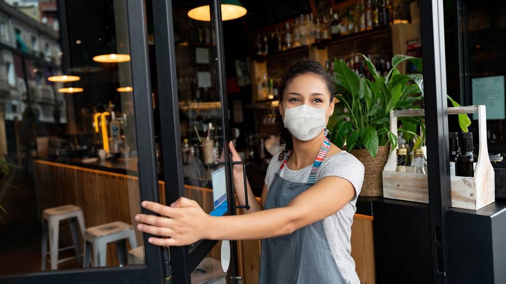 Gastronomie hat kaum Zeit für Umsetzung der Maskentragepflicht