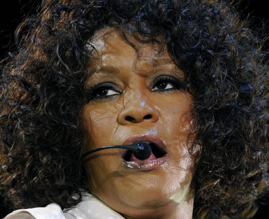 US-Sängerin Whitney Houston