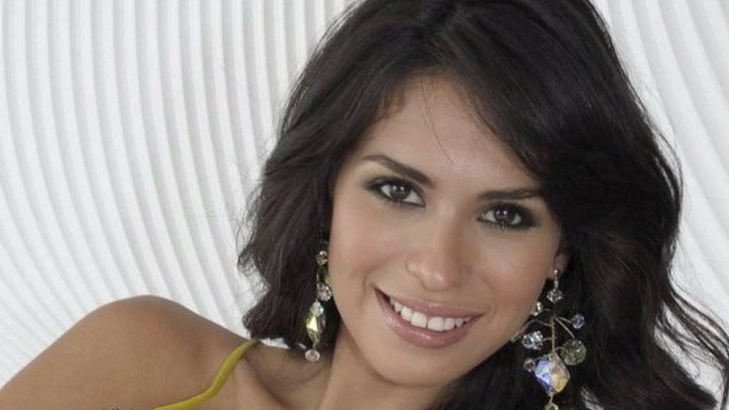 Ihre Krone hat sie bereits verloren, ihren Ruf will sie behalten: Model und ehemalige Schönheitskönigin Laura Elena Zúñiga (Archiv).