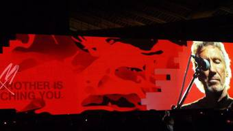 """The Wall Live""-Show mit Roger Waters (Archiv)"