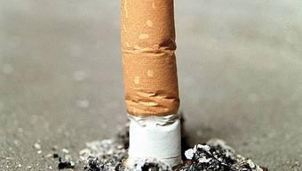 Die Auflösung dauert sehr lange: Zigarettenstummel (Symbolbild)