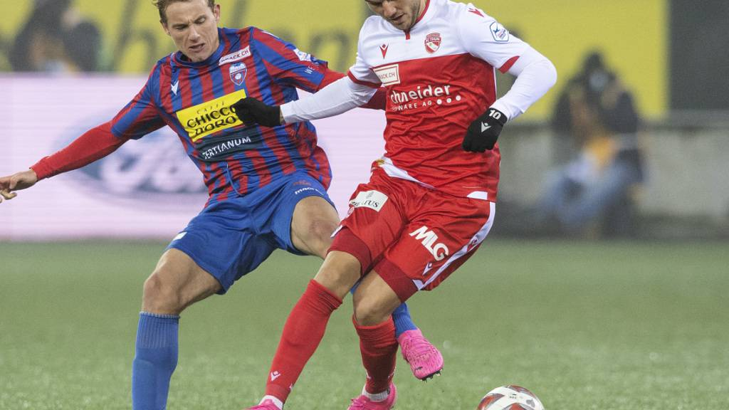 Thun und Winterthur nehmen sich Punkte ab