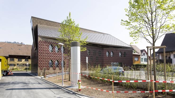 Im neuen Gemeindehaus von Unterengstringen findet am 1. Juli ein Tag der offenen Tür statt.