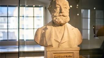Die Ausstellung zum Leben und Wirken von Gottfried Keller dauert vom 1. März bis zum 26. Mai.
