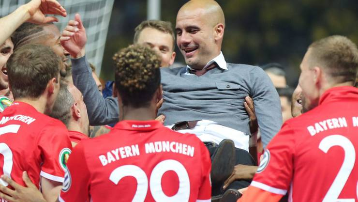 Trifft in seinem ersten Testspiel mit Manchester City auf seinen alten Klub: Ex-Bayern-Trainer Pep Guardiola