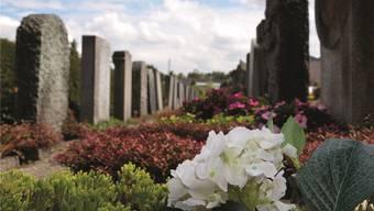 Die Blumen verblühen, die Erinnerung bleibt: «Es ist die Gemeinschaft, die stärkt», ist Bernhard Lindner überzeugt.JAM