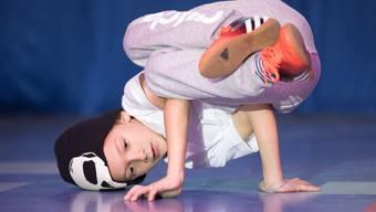 Schüler der Tanz Fabrik zeigen, was sie können