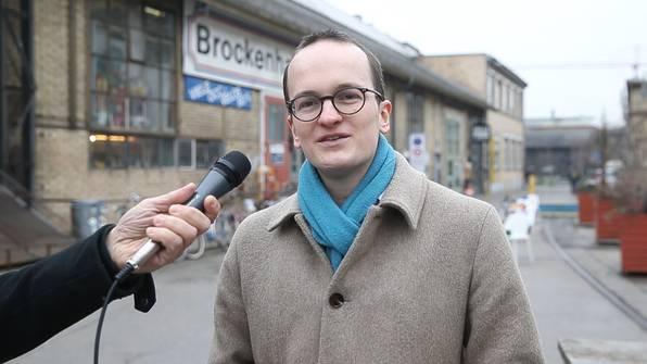 Regierungsratskandidat Martin Neukom über ärgerliche Dinge, politische Gegner und das erste selbstverdiente Geld