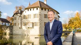 Marco Castellaneta ist seit 2016 Direktor von Museum Aargau. (Archivbild))