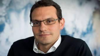 Pascal Jaussi, Gründer und CEO des Schweizer Startup-Unternehmens Swiss Space Systems.