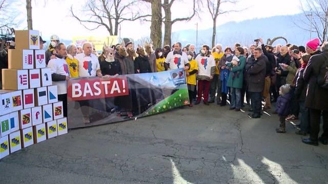Initiative gegen zweite Gotthardröhre