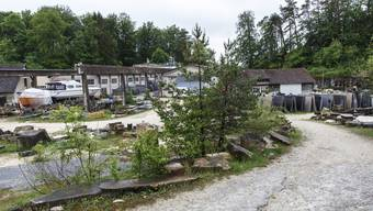Der Steinbruch soll in seiner heutigen Form erhalten bleiben.