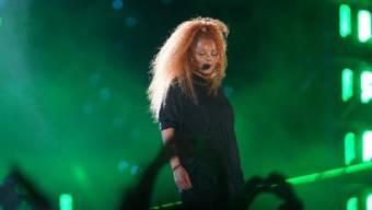 Die Sängerin Janet Jackson findet es hart, Mutter zu sein. Vor allem, weil sie ihr Kind ohne Unterstützung einer Nanny allein betreut. (Archiv)