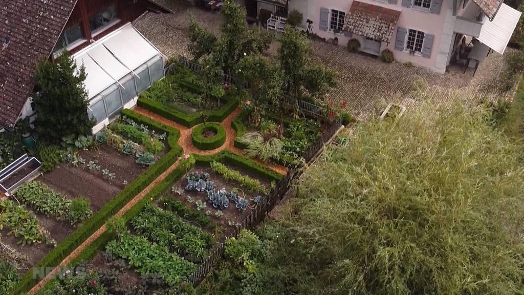 Tag der offenen Gärten: Ein Blick hinter private Hecken