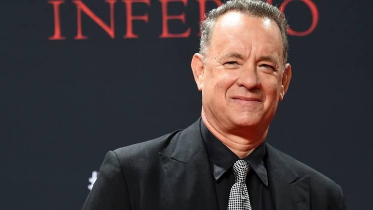 US-Schauspieler Tom Hanks uns seine Frau Rita Wilson spielen dieses Jahr zusammen Theater. (Archivbild)