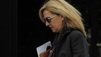Im Visier der Justiz: Spaniens Prinzessin Cristina (Archiv)