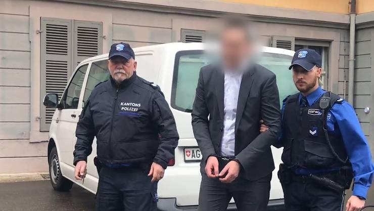 Der Messerstecher von Aarau wurde zu einer Therapie verurteilt. Auch eine solche sorgt für Sicherheit.