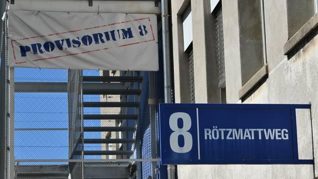 Provisorium in der Bredouille: Die Gelder sollen für 2015 gestrichen werden.