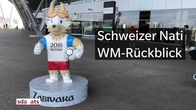 Rückblick auf 23 Tage WM mit der Schweizer Nationalmannschaft